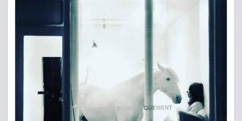 Chambre d'embarquement – Galerie Hus (2018) – Paris